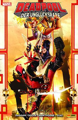 Deadpool: Der Unglücksrabe [Version allemande]