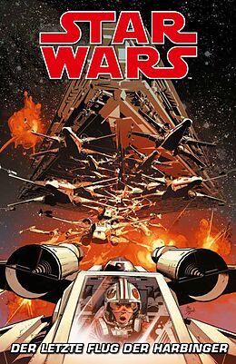 Kartonierter Einband Star Wars Comics: Der letzte Flug der Harbinger (Ein Comicabenteuer) von Jason Aaron, Mike Mayhew, Jorge Molina