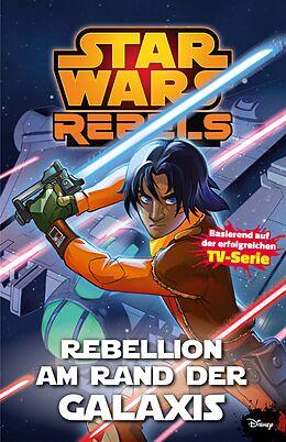 Kartonierter Einband Star Wars Rebels Comic von Martin Fisher, Jeremy Barlow, Bob Molesworth