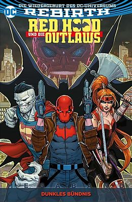 Red Hood und die Outlaws Megaband [Version allemande]