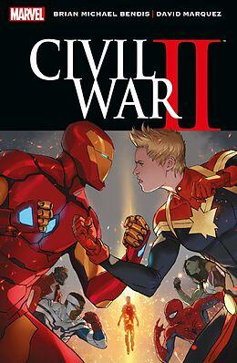 Kartonierter Einband Civil War II von Brian Michael Bendis, David Marquez, Marc Guggenheim