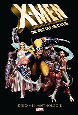 Fester Einband X-Men Anthologie von Chris Claremont, John Byrne, Stan Lee