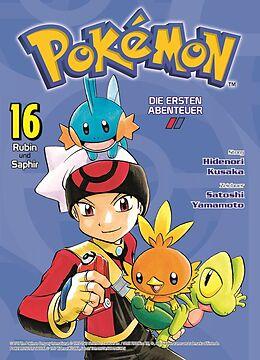 Kartonierter Einband Pokémon - Die ersten Abenteuer von Hidenori Kusaka, Satoshi Yamamoto