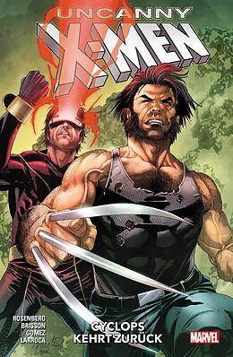 Kartonierter Einband Uncanny X-Men - Neustart von Matthew Rosenberg, Carlos Gomez, Ed Brisson