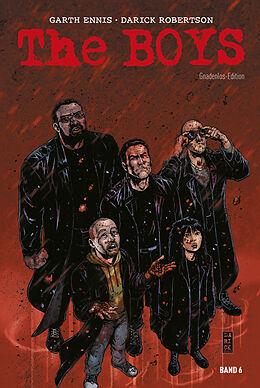 Fester Einband The Boys: Gnadenlos-Edition von Garth Ennis, Darick Robertson, Russell Braun