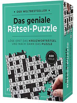 Das Geniale Ratsel Puzzle Familienspiele Online Bestellen Ex Libris