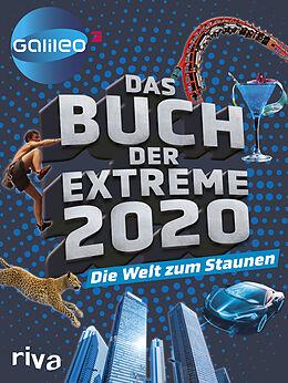 Fester Einband Das Buch der Extreme 2020 von Galileo
