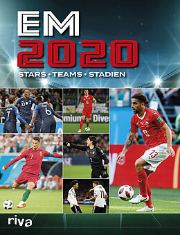 Fester Einband EM 2020 Schweiz von Benjamin Tonn