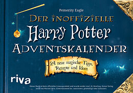 Kalender Der inoffizielle Harry-Potter-Adventskalender von Pemerity Eagle