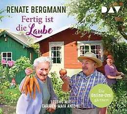 Audio CD (CD/SACD) Fertig ist die Laube. Die Online-Omi gärtnert von Renate Bergmann