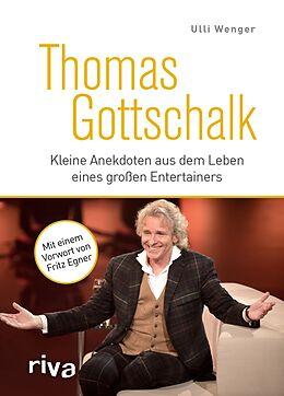 E-Book (epub) Thomas Gottschalk von Ulli Wenger