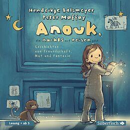 Audio CD (CD/SACD) Anouk, die nachts auf Reisen geht von Hendrikje Balsmeyer, Peter Maffay