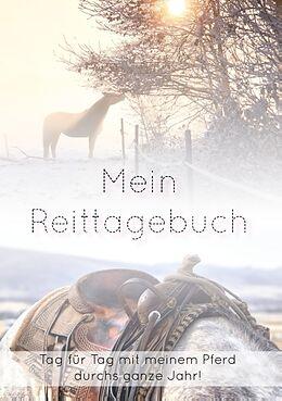 Mein Reittagebuch - XXL Edition [Version allemande]