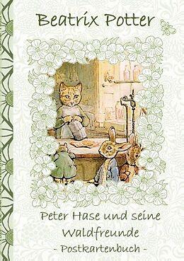 Kartonierter Einband Peter Hase und seine Waldfreunde von Beatrix Potter, Elizabeth M. Potter