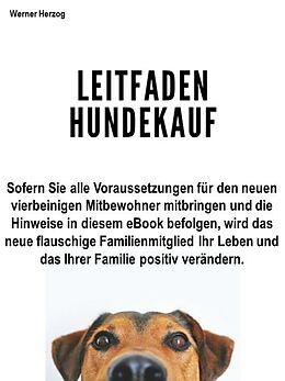 E-Book (epub) Leitfaden Hundekauf von Werner Herzog