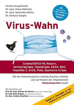 E-Book (epub) Virus-Wahn von Torsten Engelbrecht, Claus Köhnlein, Samantha Bailey