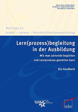 E-Book (pdf) Lern(prozess)begleitung in der Ausbildung von Hans G. Bauer, Michael Brater, Ute Büchele