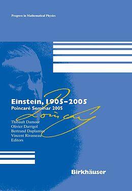 E-Book (pdf) Einstein, 1905-2005 von Thibault Damour, Olivier Darrigol, Bertrand Duplantier