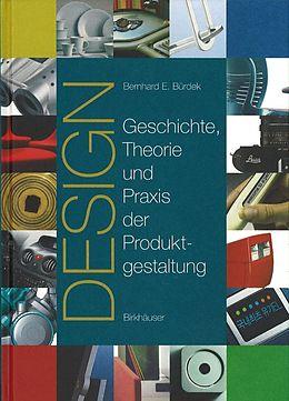 E-Book (pdf) Design von Bernhard E. Bürdek