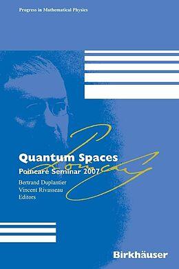 E-Book (pdf) Quantum Spaces von