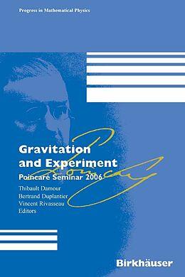 E-Book (pdf) Gravitation and Experiment von