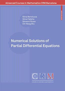 Kartonierter Einband Numerical Solutions of Partial Differential Equations von Silvia Bertoluzza, Silvia Falletta, Giovanni Russo