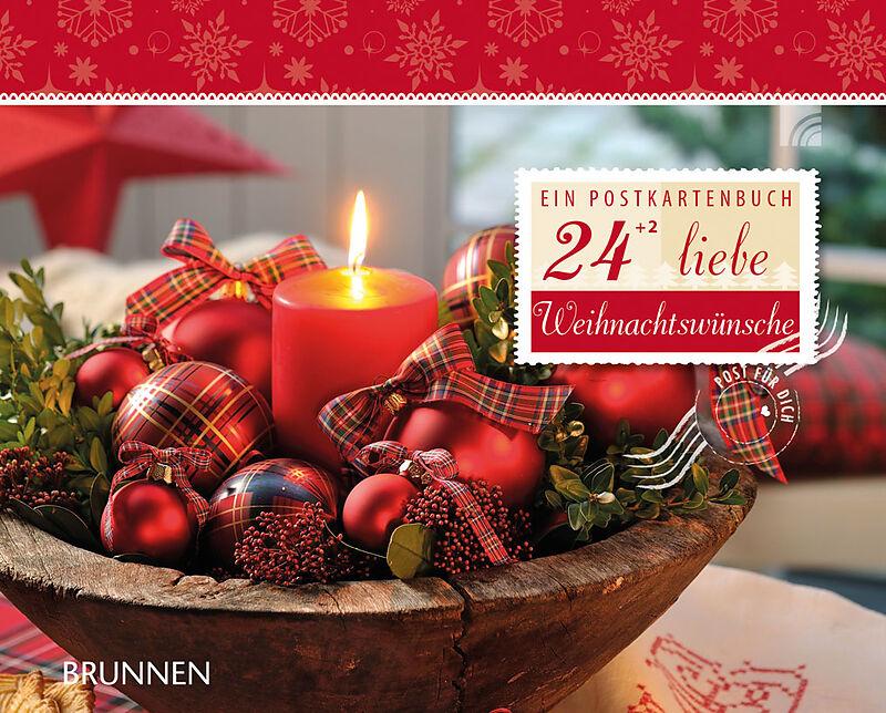 24 Weihnachtswünsche.24 2 Liebe Weihnachtswünsche