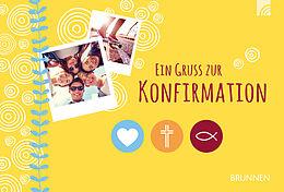 Ein Gruß zur Konfirmation [Versione tedesca]