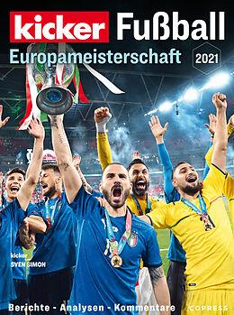 Fester Einband Fußball-Europameisterschaft 2021 von