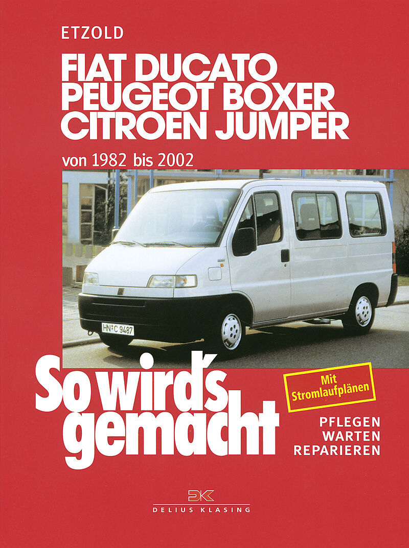 Stromlaufplan Peugeot Boxer