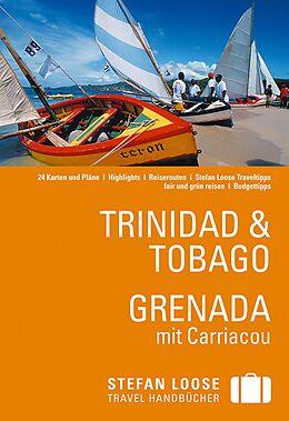 Kartonierter Einband Trinidad und Tobago, Grenada mit Carriacou von Christine De Vreese