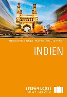Kartonierter Einband Indien von Nick Edwards, Daniel Jacobs, Shafik Meghji