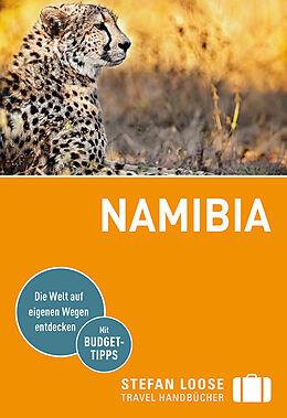 Kartonierter Einband Namibia von Livia Pack, Peter Pack