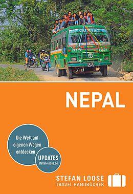 Kartonierter Einband Nepal von James McConnachie, David Reed, Shafik Meghji