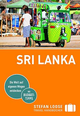Kartonierter Einband Sri Lanka von Martin H. Petrich, Volker Klinkmüller