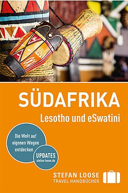 Kartonierter Einband Südafrika - Lesotho und Swasiland von Tony Pinchuck, Barbara McCreal, Donald Reid