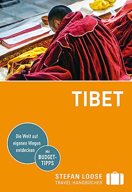 Kartonierter Einband Stefan Loose Reiseführer Tibet von Oliver Fülling