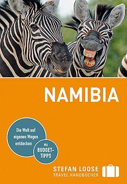 Kartonierter Einband Stefan Loose Reiseführer Namibia von Livia Pack, Peter Pack