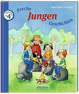 Freche Jungen-Geschichten zum Vorlesen [Versione tedesca]