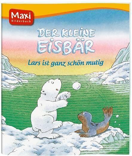 Der kleine Eisbär - Lars ist ganz schön mutig [Versione tedesca]