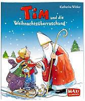 Tim und die Weihnachtsüberraschung [Version allemande]