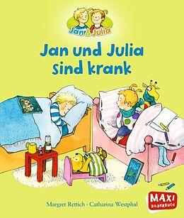 Jan und Julia sind krank [Versione tedesca]