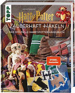 Fester Einband Harry Potter: Zauberhaft häkeln von Lee Sartori