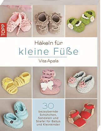 Häkeln Für Kleine Füße Vita Apala Buch Kaufen Ex Libris