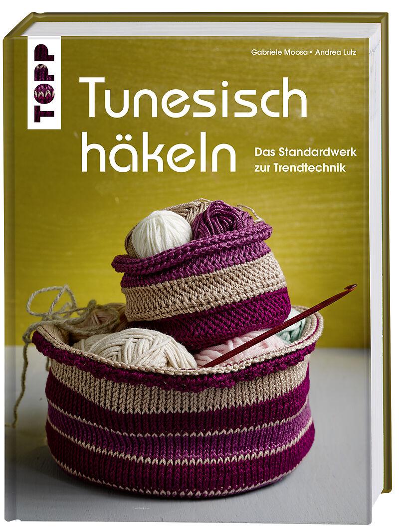 Tunesisch häkeln - Gabriele Moosa, Andrea Lutz - Buch kaufen ...