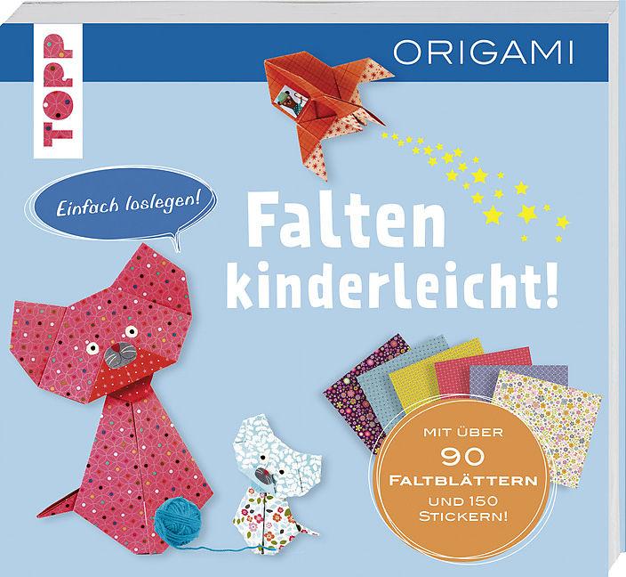Falten Kinderleicht Origami Für Kinder Didier Boursin Buch
