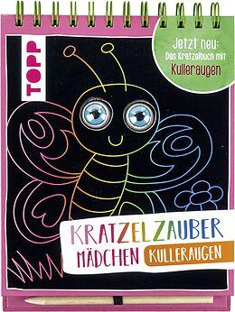 Mal- & Zeichenmaterialien für Kinder Kratzelzauber Kulleraugen für Jungs Buch Spiralbindung Deutsch 2018 Bastel- & Kreativ-Bedarf für Kinder