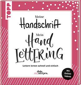 Meine Handschrift - Mein Handlettering - dots and stripes - Buch ...