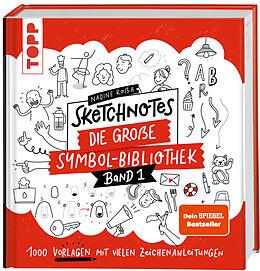 Fester Einband Sketchnotes. Die große Symbol-Bibliothek. SPIEGEL Bestseller von Nadine Roßa