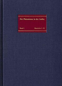 Fester Einband Die geschichtlichen Wurzeln des Platonismus von Heinrich Dörrie